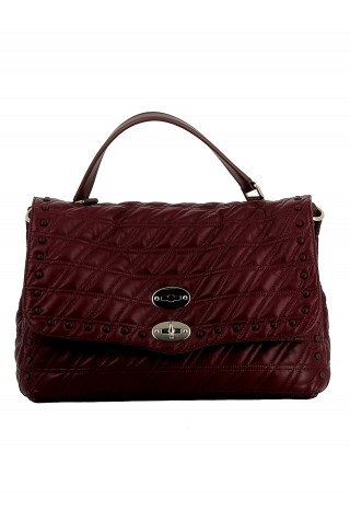 ZANELLATO 6378-45-60 WOMEN'S BARBERA LEATHER HANDBAG