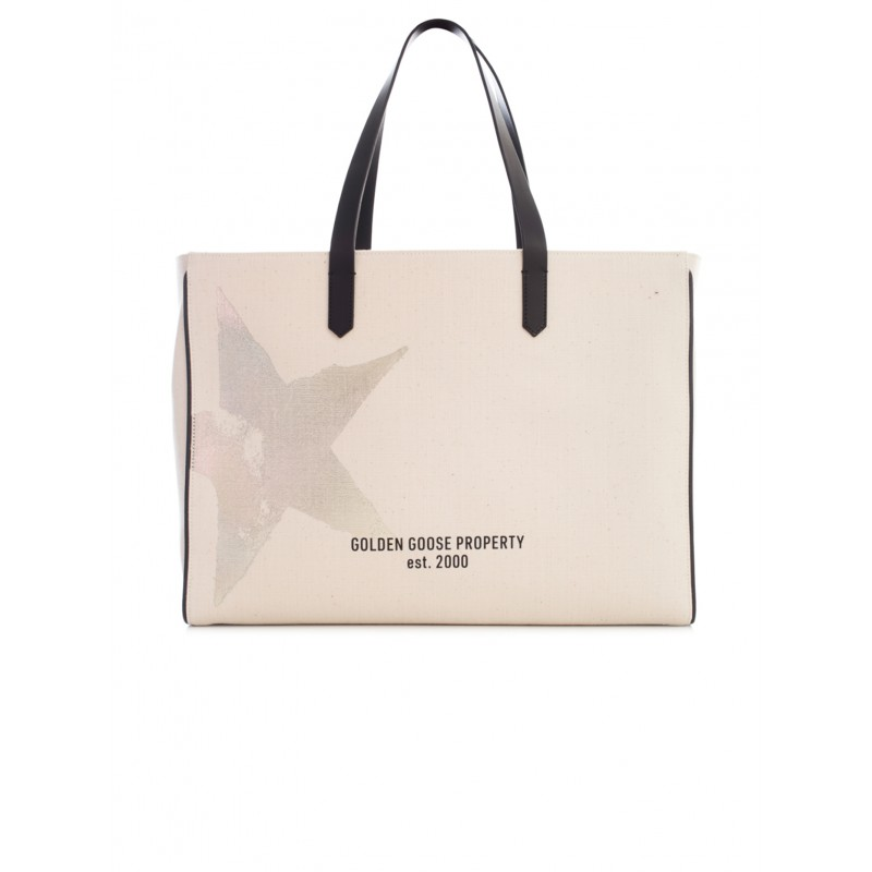 GOLDEN GOOSE GWA00173.A000104 CALIFORNIA FABRIC BAG