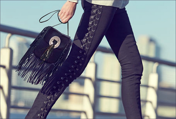 Fringe bags: the new trend of 2016