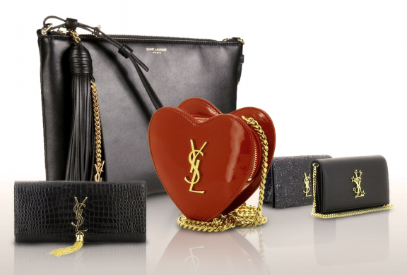 Ysl monogram: the new way of personalising one's outfit