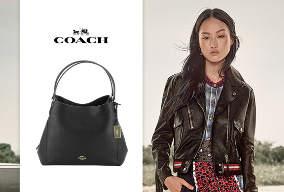 Coach half-moon bags: the new trend