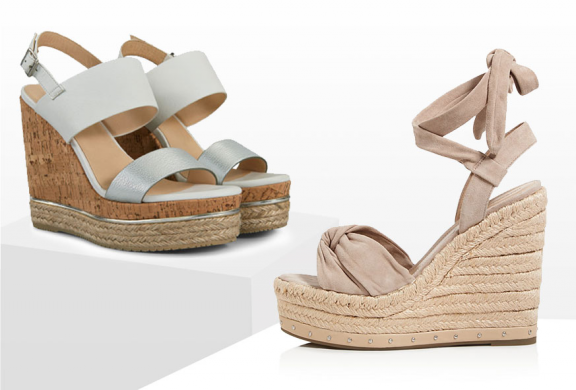Wedge sandals outfits: what to wear this summer season
