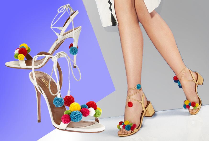 93fafc30170d Aquazzura s new collection of sandals flats and heels - Regina Shoes